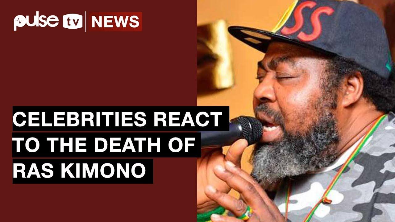 Download Celebrities React To The Death Of Ras Kimono   Pulse TV