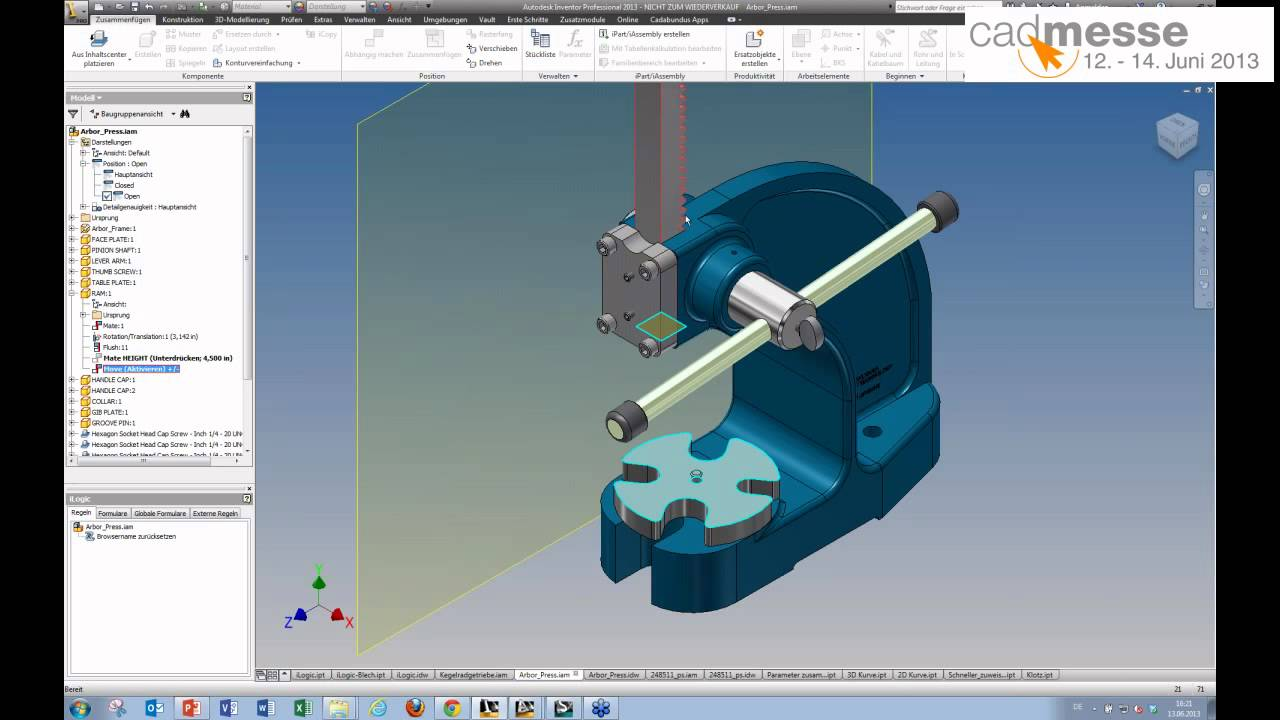 AutoCAD Mechanical · Autodesk