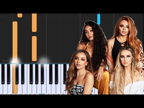 "Cheat Codes, Little Mix - ""Only You"" Piano Tutorial - Chords - How To Play - Cover"