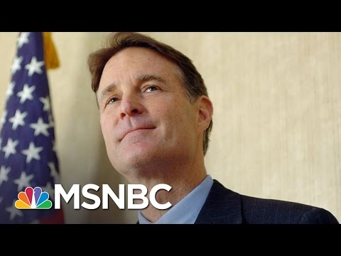 Evan Bayh Tries Lobbyist/Senate Revolving Door | Rachel Maddow | MSNBC