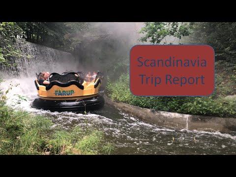 Scandinavia Trip Report