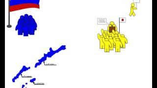 видео зачем японцам курильские острова