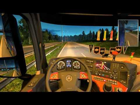 Let's Show - Euro Truck Simulator 2 - ProMods Map - #009 - Von Helsinki nach Västeras