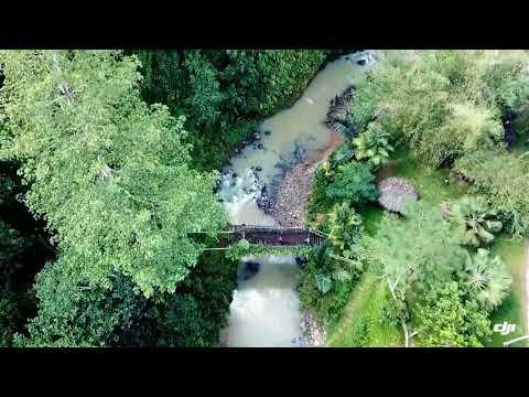 balung eco river resort