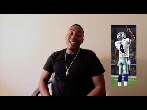 Dak Prescott  2017-2018 NFL MVP (FACTS)