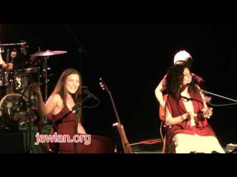 عرض فرقة مينا الموسيقية العالمية في الجولان Youtube