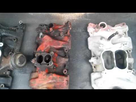 Sbc intake manifold differences