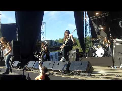 Cannabis Corpse Live At Motocultor Fest