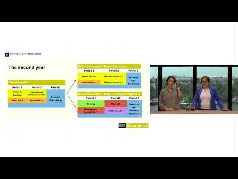 Webinar - Economics & Business