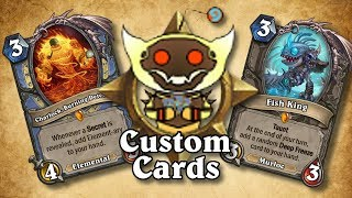 TOP CUSTOM CARDS OF THE WEEK #10 | Card Review | Hearthstone