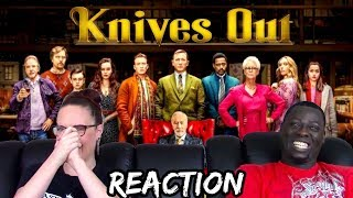 KNIVES OUT Movie YT REACTION (FULL & Early access reactions on Patreon)