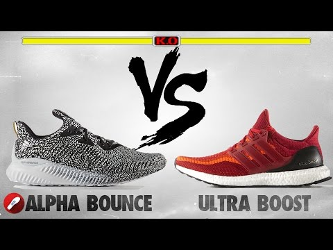 adidas cloudfoam vs ultra boost