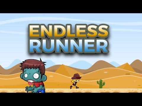 Endless Runner 2D Mit Unity Programmieren - Deutsch/German