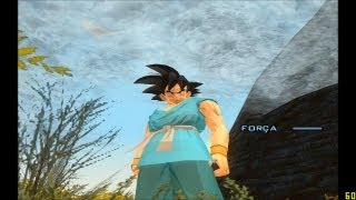 GTA SA EVOLUTION DOWNLOAD SKIN GOKU DO DB GT KAKAROTO FULL HD 1080