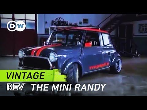 The Mini Randy Featuring a Hayabusa Engine | Drive it!