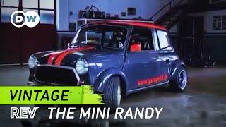 The Mini Randy Featuring a Hayabusa Engine | Drive it! thumbnail