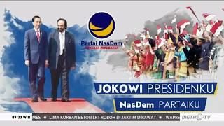 Partai NasDem  Jokowi Adalah Kita