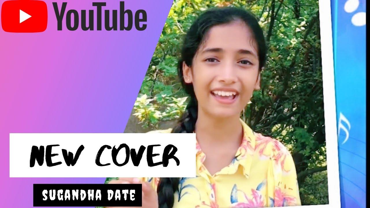 "Download ""Asha Bosle Cover song's""    Sugandha date    winner of sa re ga ma pa little champ's 2019    ✨💛"