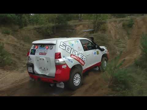 Baja Szczecinek 2018 Piec Marczewski Toyota Land Cruiser Kdj