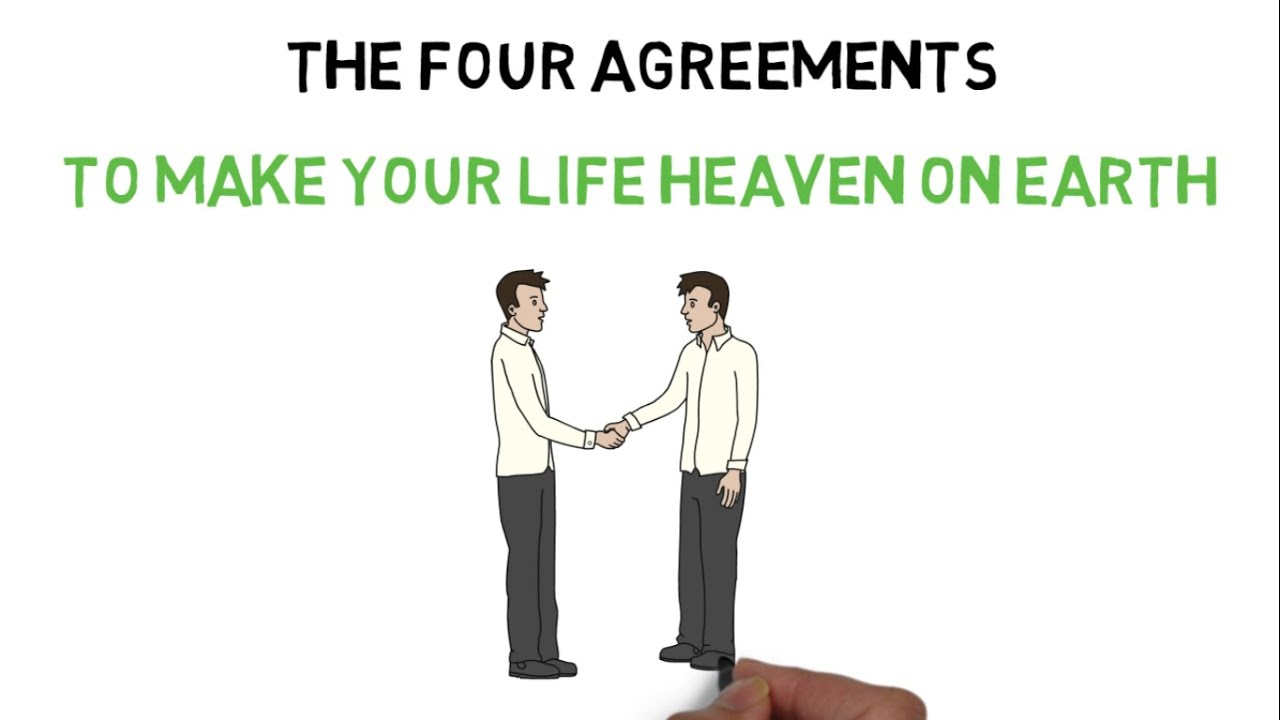 4 Agreements For Having A Successful And Happy Life Hindi The