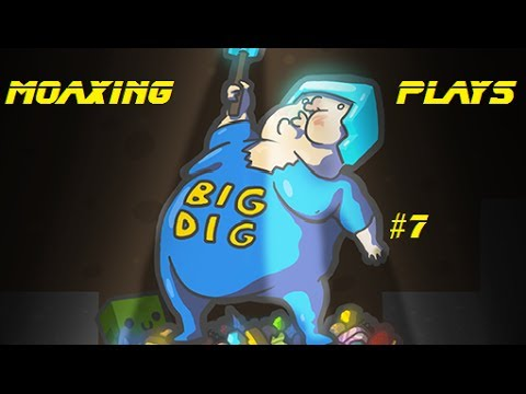 Minecraft!! Let's Play Big Dig ModPack Part 7: Magmatic Engines