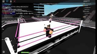 RWW Ro Wrestling Warfare: Jimmy Dejando Roblox
