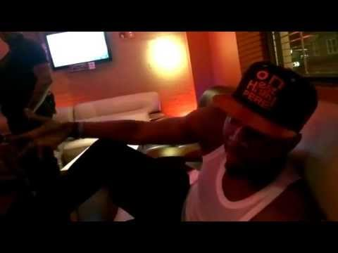CI Africa interviews Stanley Enow post concert in DC