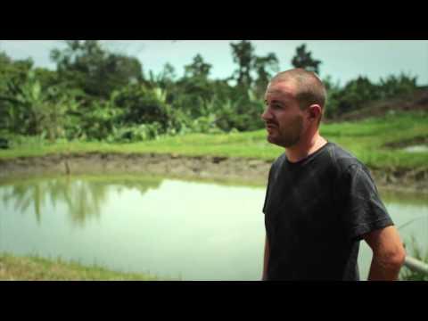 Community Fish Farm - Uganda - Bujagali Dam