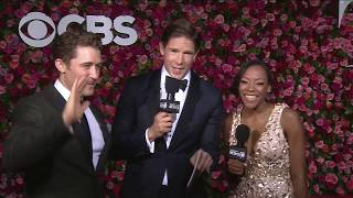 Red Carpet: Mathew Morrison (2018)