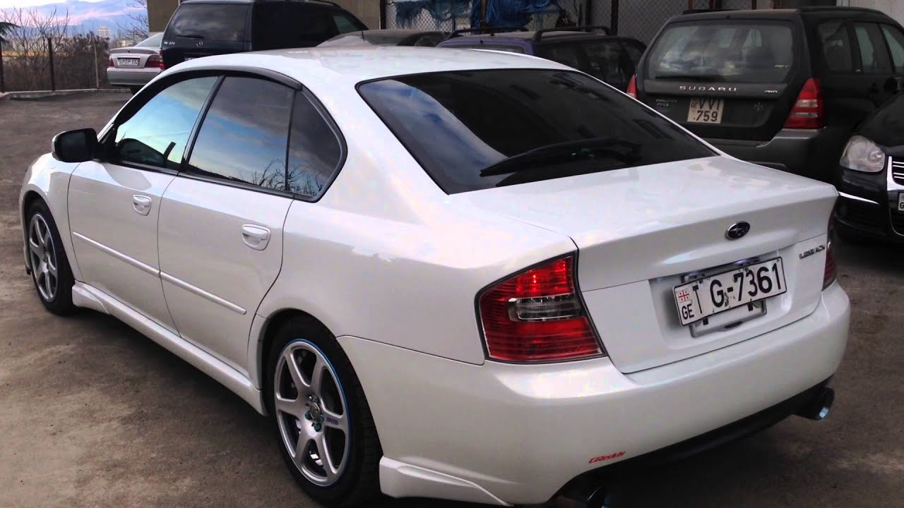 For Sale Subaru Legacy Bl5 2005 Youtube