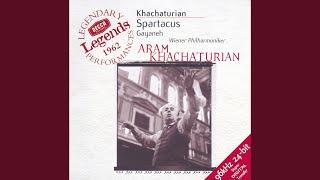 Khachaturian: Spartacus - Variation Of Aegina & Bacchanalia