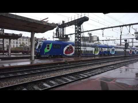 """TER 2N """"Centre"""" à Versailles Chantiers"""