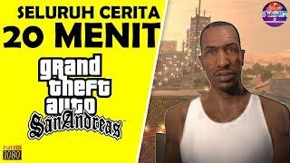 Seluruh Alur Cerita GTA San Andreas Hanya 20 MENIT - Kisah Si Pembunuh Ibu CJ & Pengkhianatan