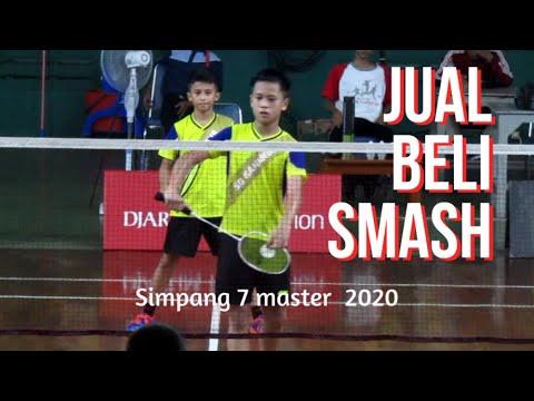 MAIN CEPAT ATLET BARU PB DJARUM - FINAL SIMPANG 7 MASTER 2020