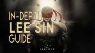 Season 5 In-depth Lee Sin Jungle Guide