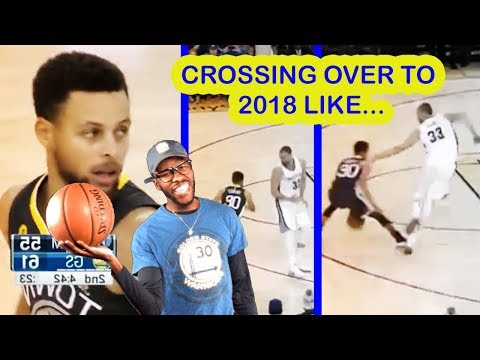 JUST NASTY! STEPH CURRY SPAZZES HIS FIRST GAME BACK FROM INJURY! WARRIORS VS GRIZZLIES (REACTION)