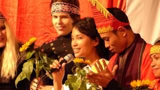Pertunjukan Opera Batak Borua na di duru ni tao (Sondang Nauli) @Köln, Germany