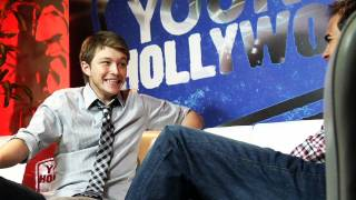Disney Star Sterling Knight Reveals His Man-Crush