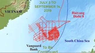 South China Sea Showdown: China vs. Vietnam