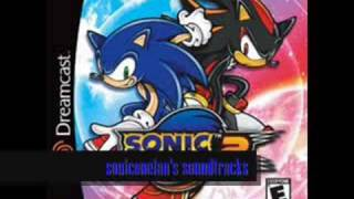 """Sonic Adventure 2 Battle Music """"Escape from the City"""""""