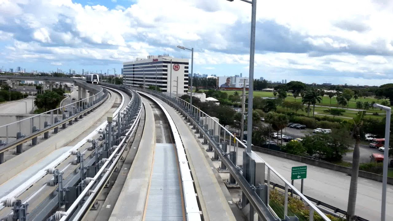 How To Get To Miami Airport Car Rental Center