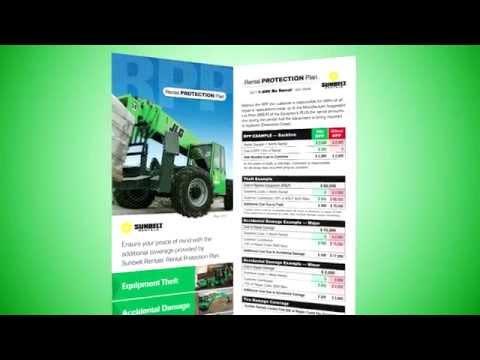 Sunbelt Rentals' Rental Protection Plan Video