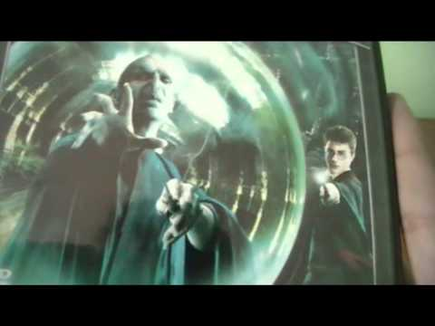 Peliculas De Harry Potter-Harry Potter Movies