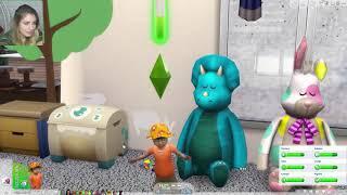 PRZEKROCZYLIŚMY LIMIT SIMÓW W RODZINIE?!  The Sims 4