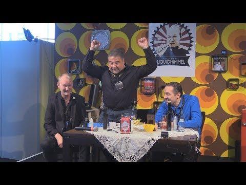 HoV 2018: Phil Busardo und Dimitris Agrafiotis