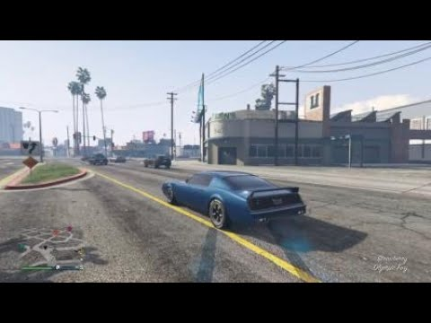 Billy's Car From Stranger Things in GTA V / Imponte Phoenix / Perfect  Customisation