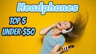 Video Headphones: Top 5 Under $50 (2018) download MP3, 3GP, MP4, WEBM, AVI, FLV Juli 2018