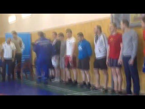 Соревнования по комплекснму единоборству УФССП России по Москве