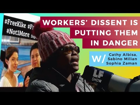 Workers' Dissent is Putting Them in Danger  - The Laura Flanders Show