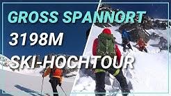 ⛷⛏🏔Ski-Hochtour zum Gross Spannort 3198M [4K]